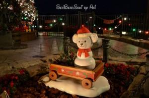 2013クリスマス ダッフィーぬいぐるみバッジなどのグッズ紹介とイベントの紹介