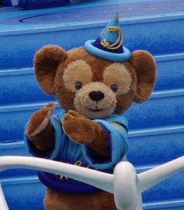 2011TDS10周年!!Be Magicalダッフィー ぬいぐるみバッジ等のグッズ紹介とイベントの紹介